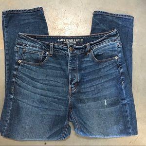 American Eagle Boyfriend Fit Jeans Size 14